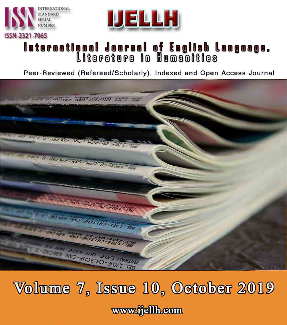 View Vol. 7 No. 10 (2019): Volume 7, Issue 10, October 2019