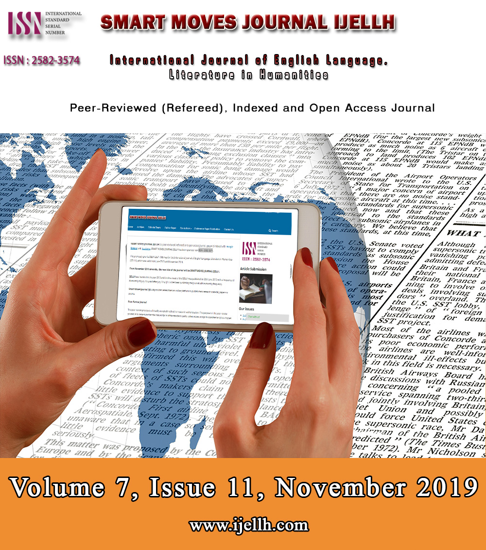 View Vol. 7 No. 11 (2019): Volume 7, Issue 11, November 2019
