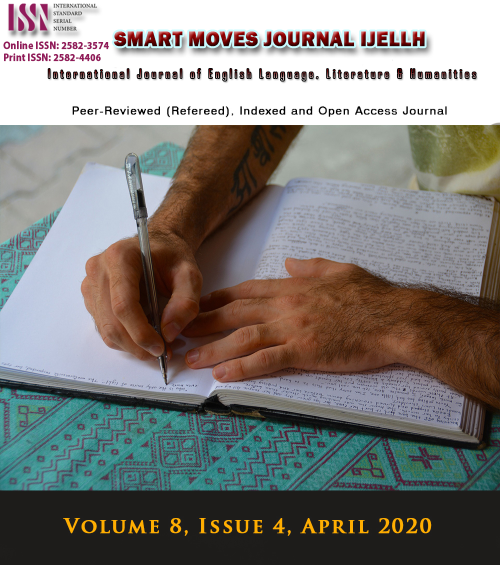 View Vol. 8 No. 4 (2020): Volume 8, Issue 4, April 2020