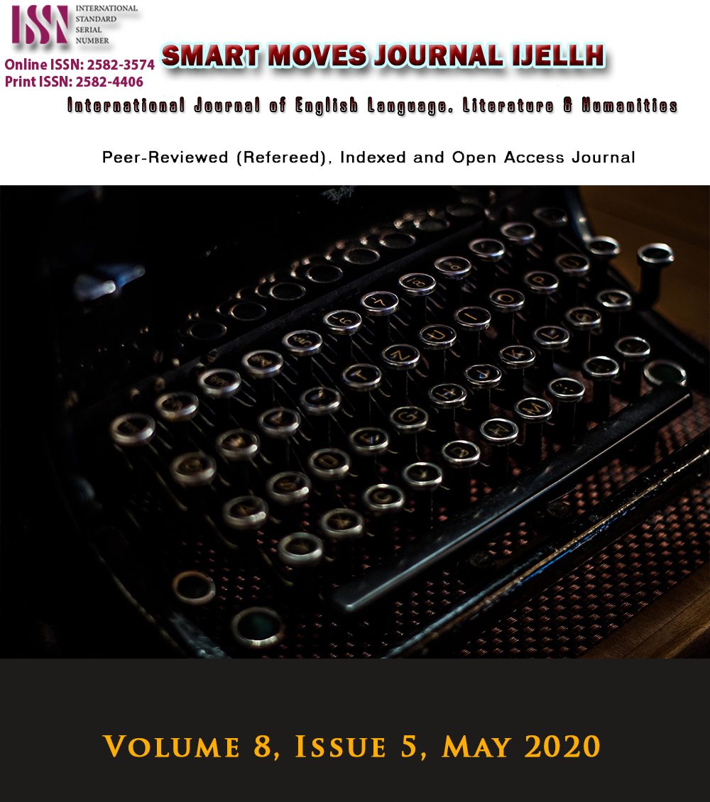 View Vol. 8 No. 5 (2020): Volume 8, Issue 5, May 2020