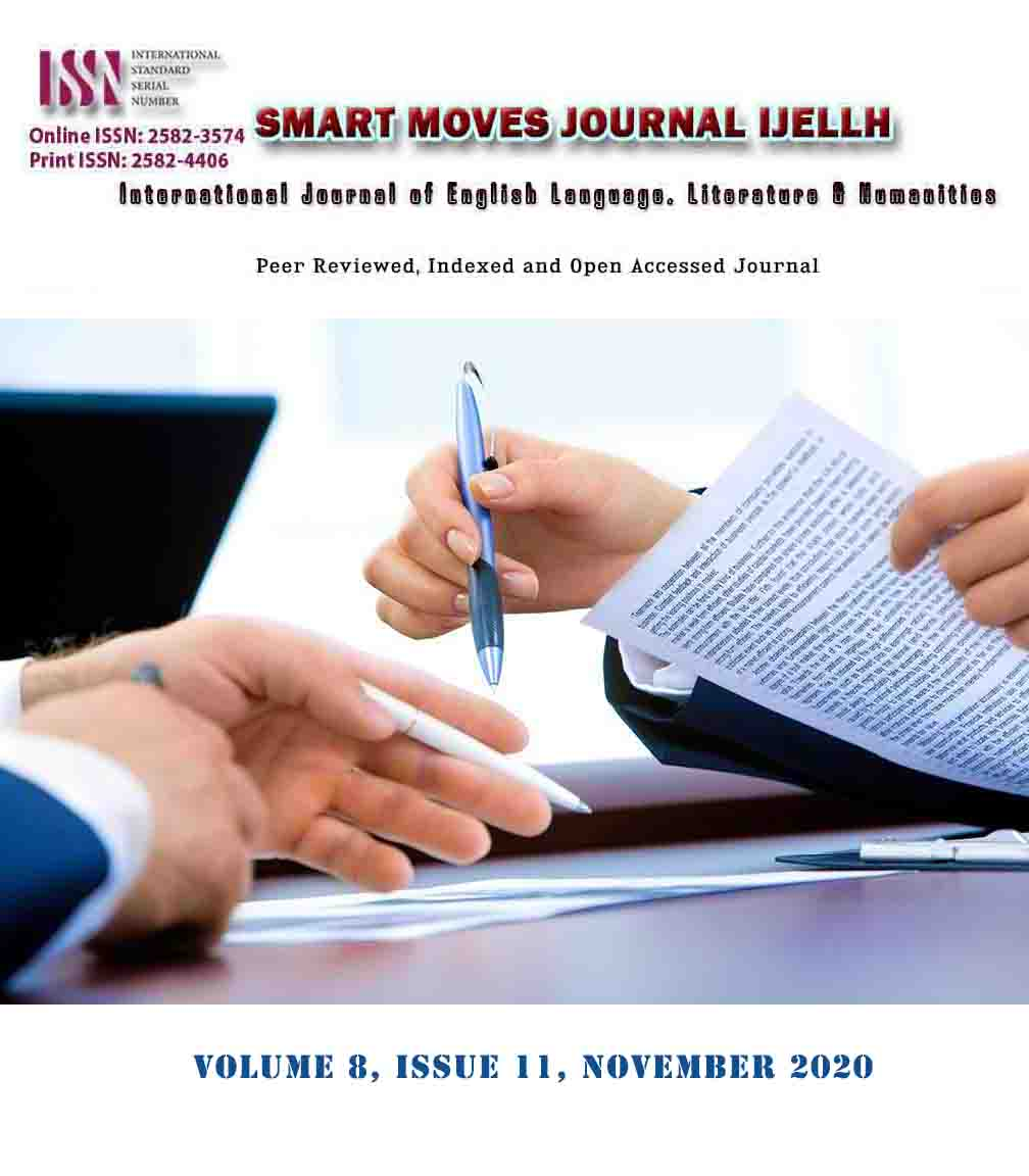 View Vol. 8 No. 11 (2020): Volume 8, Issue 11, November 2020