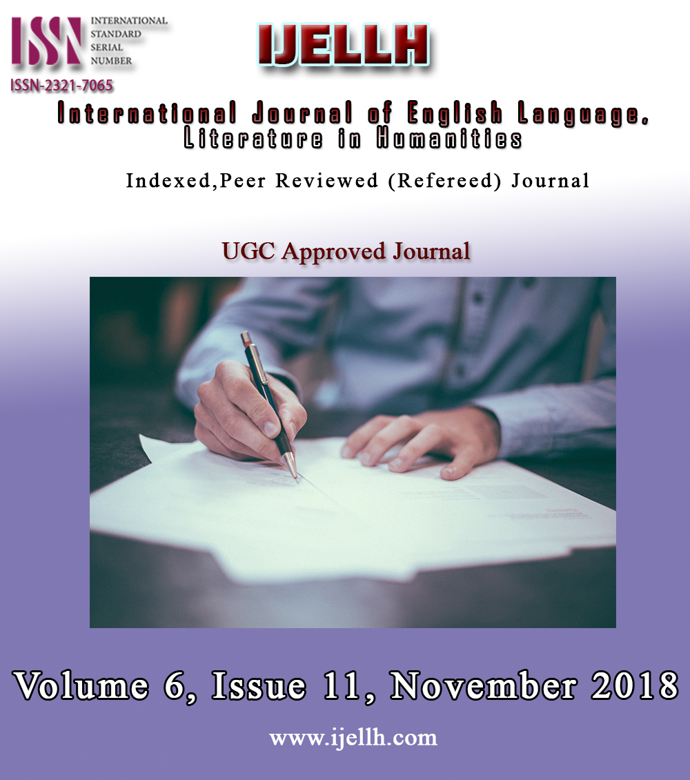 View Vol. 6 No. 11 (2018): Volume 6, Issue 11, November 2018