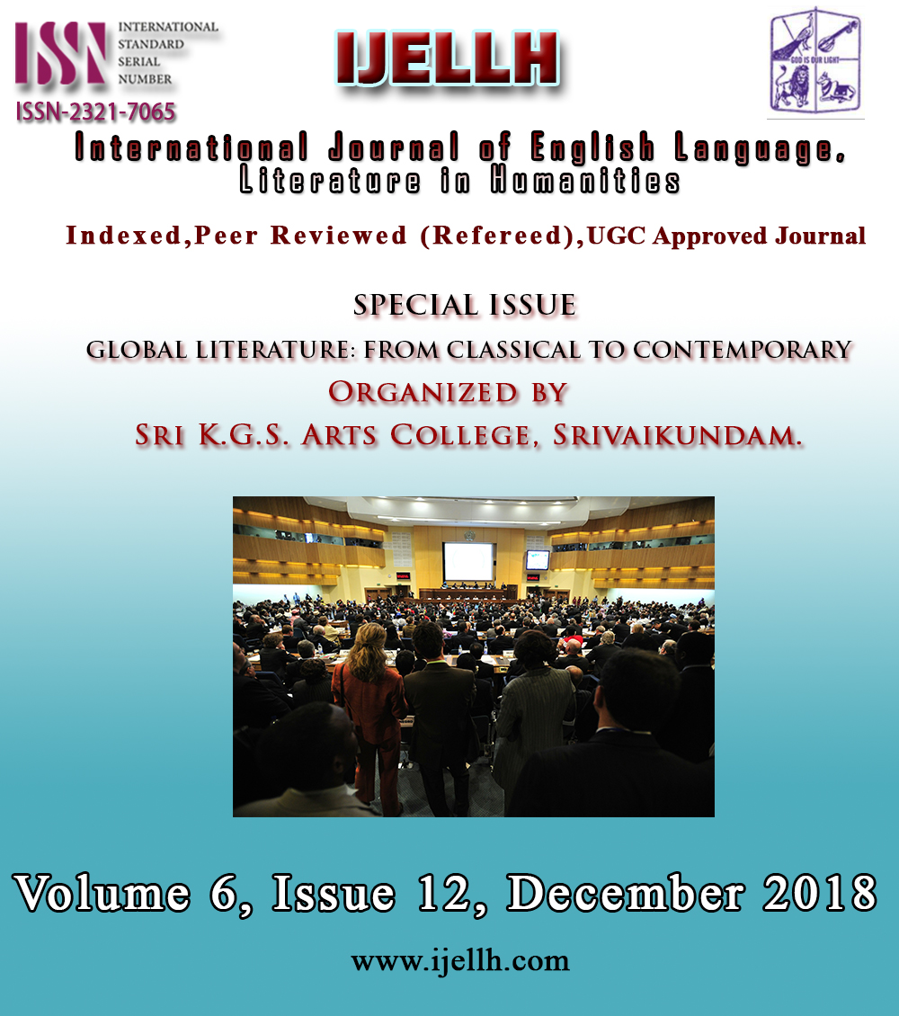 View Vol. 6 No. 12 (2018): Special Issue Volume 6, Issue 12, December 2018