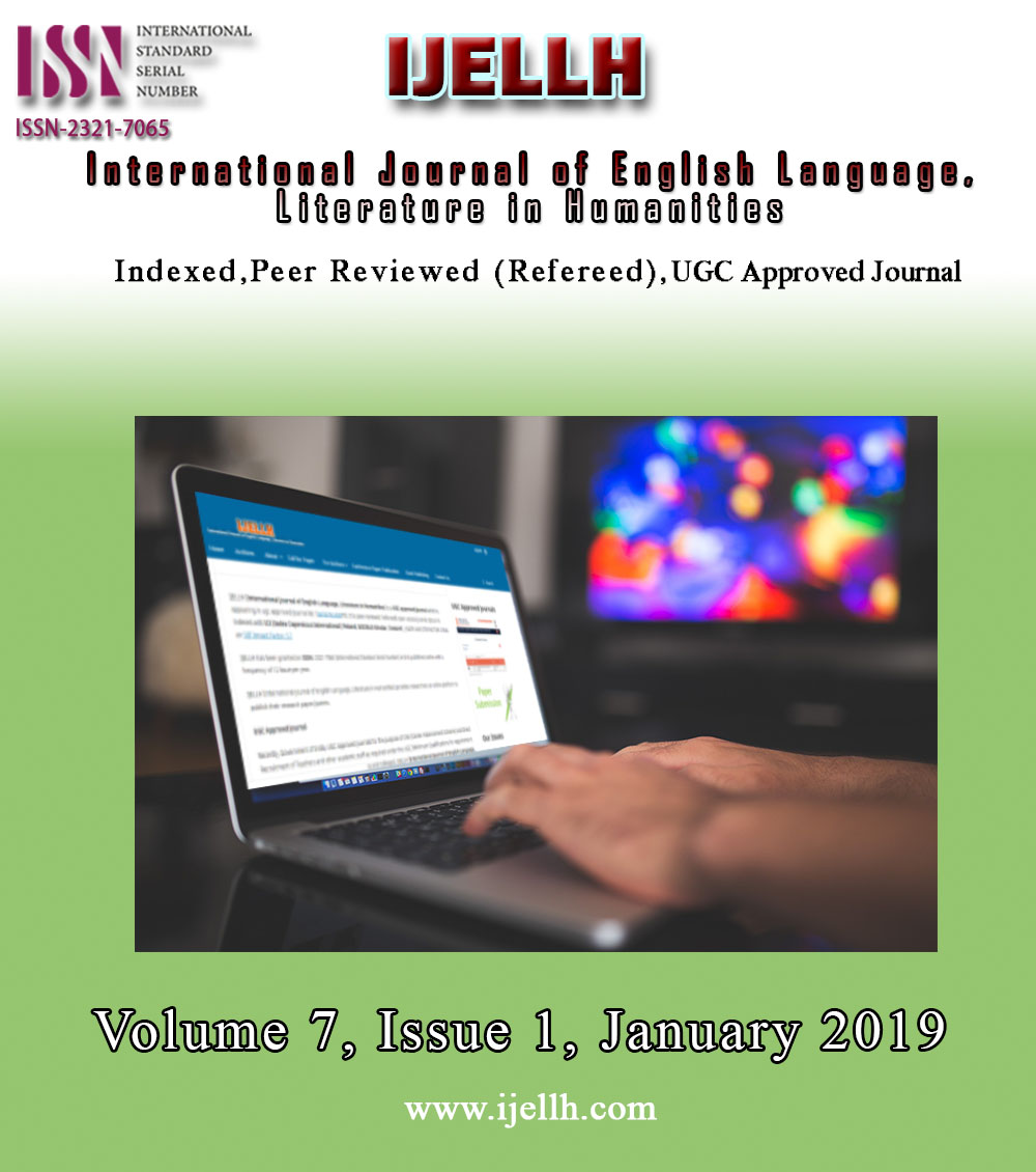 View Vol. 7 No. 1 (2019): Volume 7, Issue 1, January 2019