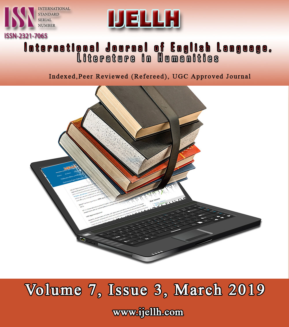 View Vol. 7 No. 3 (2019): Volume 7, Issue 3, March 2019