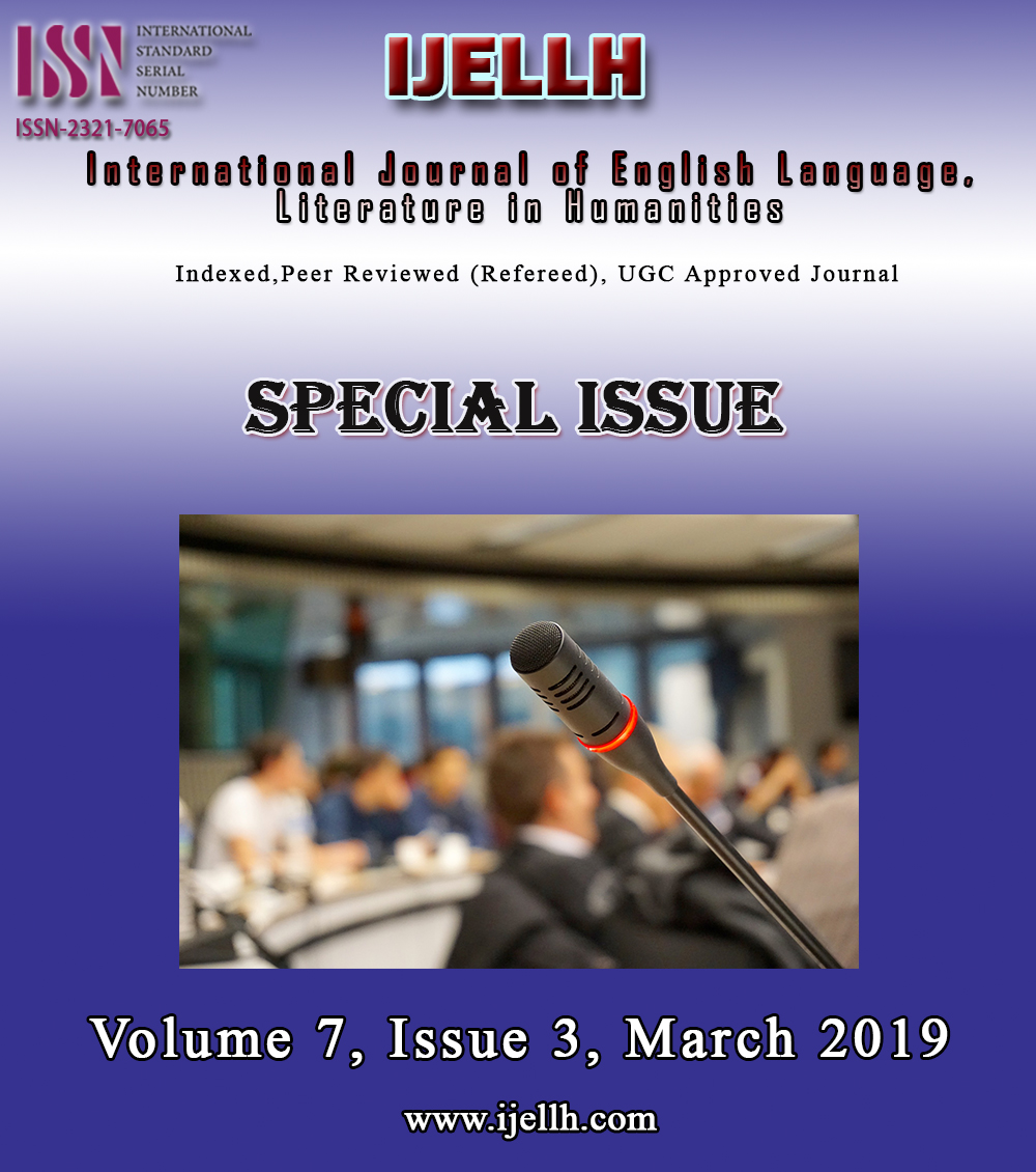View Vol. 7 No. 3` (2019): New Waves in Language and Literature (NWLL 2019)
