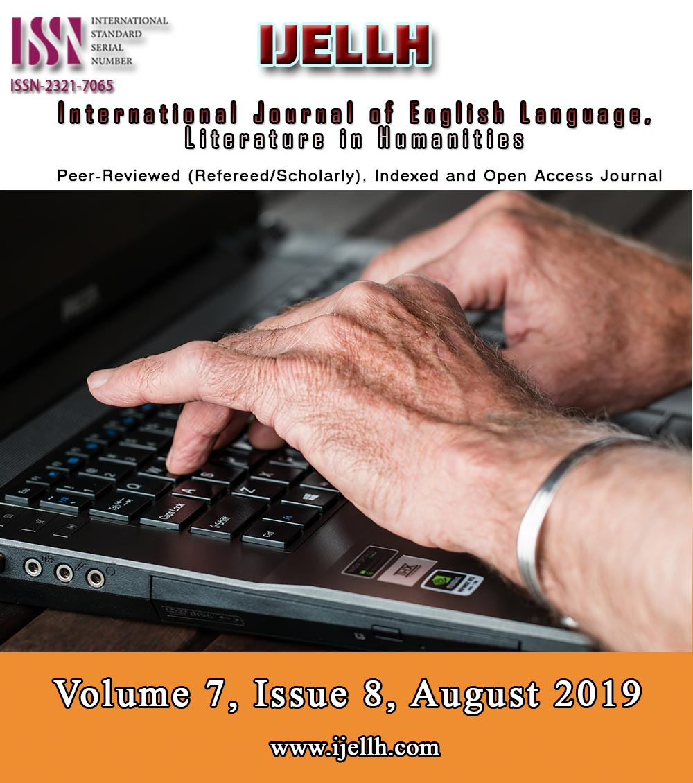 View Vol. 7 No. 8 (2019): Volume  7, Issue 8, August 2019